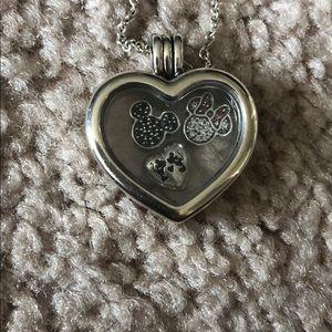 Pandora Disney Necklace. Never worn.